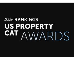 2019 US Property Cat Rankings Report - Award's Shortlist
