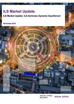 ILS Achieves Dynamic Equilibrium: ILS Market Update Q3 2019