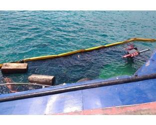 Cargo vessel accident dumps 600 gallons of oil in Galapagos Islands - Gruntstuff