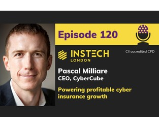 Pascal Millaire: CEO, CyberCube: Powering profitable cyber insurance growth