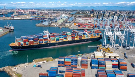Containers Piling Up At U.S. Rail Yards Add to Port Strains - gCaptain