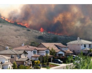 (Re)Insurers Earnings to Fall on California Wildfire Losses