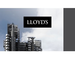Lloyd's proposes streamlining of capital rules and processes