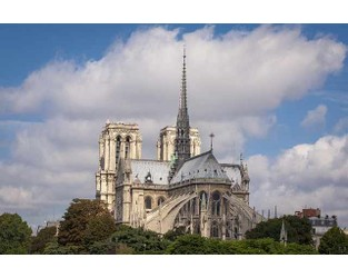 Notre-Dame Cathedral fire could threaten some specialty ILS positions