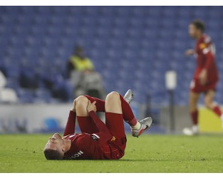 Liverpool midfielder Jordan Henderson 'could miss start of next season' - Sports Mole
