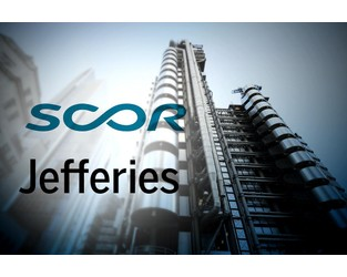 Scor: the 10 Lloyd's syndicates it backed in 2019