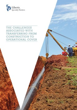 The challenges associated with transferring from construction to operational cover