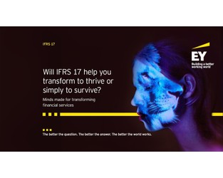 Will IFRS 17 help you transform to thrive, or simply survive?