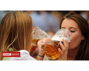 Covid: Germany's Oktoberfest cancelled for the second time - BBC