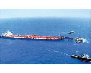 Oil spill detected next to FSO Safer - Splash