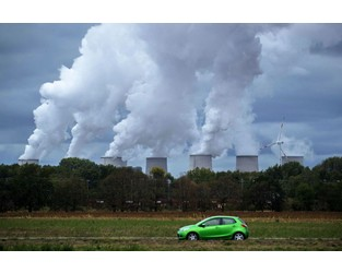The EU's New Climate Weapon Is in Financial Fine Print - Bloomberg