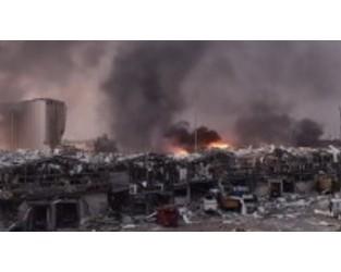 Lebanon: Insurers await results of probe into 4 Aug blast
