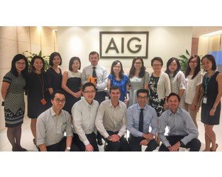 AIG Hong Kong Wins Gold for Diversity & Inclusion