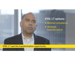 Innovation In Insurance: IFRS 17 and the transformation opportunity