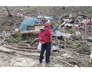 Philippine island left without power after deadly typhoon: Red Cross - Straits Times