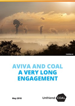 Aviva and Coal - A very long engagement