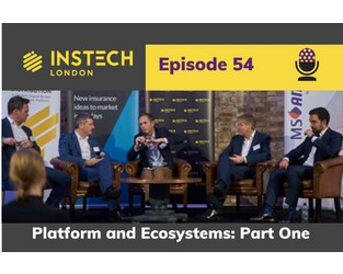 Podcast 54. The Platform Players: Part One - Novidea, Salesforce and their partners