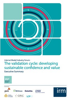 The validation cycle: developing sustainable confidence and value