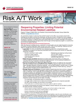 Risk A/T Work Newsletter Issue 32: Incident Investigations Basics – They Are Important in Your Safety Program Efforts