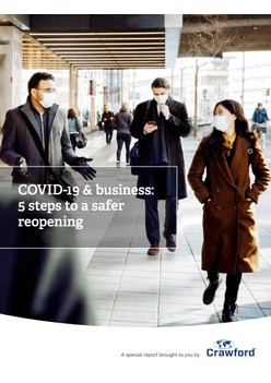 COVID-19 & business: 5 steps to a safer reopening