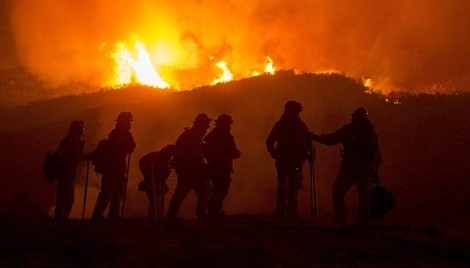 Southern California on wildfire Red Flag alert again
