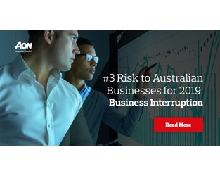 Business Interruption – Preparation is Key to Rapid Recovery