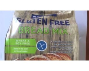 Bakels gluten-free bread mix recalled as it may be contain wheat flour - Stuff
