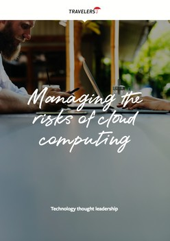 Managing The Risks Of Cloud Computing