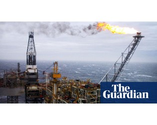 Britain's oil and gas rigs most polluting in North Sea, says report - The Guardian