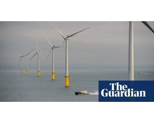 Windy weather carries Britain to renewable energy record - The Guardian