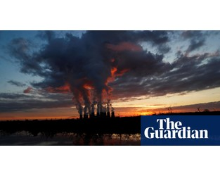 Drax scraps plan for Europe's largest gas plant after climate protests - The Guardian