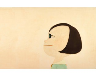 Yoshitomo Nara's $2.3M Keep Your Chin at Sotheby's July Hong Kong Auction - Art Market Monitor
