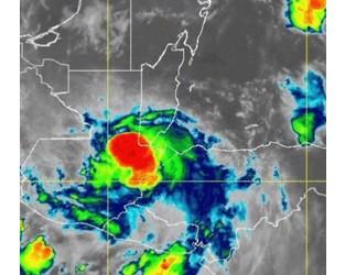 Hurricane Nana Makes Landfall in Belize