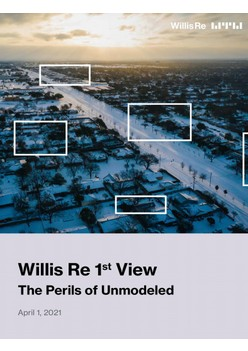 The Perils of Unmodeled: Willis Re 1st View