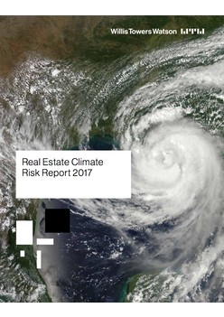 Real estate climate risk report 2017