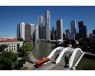 Singapore financial district vulnerable to rising sea levels - CBRE - Reuters