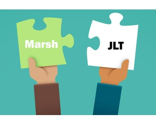 Marsh owner expects short-term revenue hit from JLT acquisition