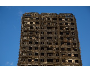 MPs: Government 'far behind' on fire safety in buildings - CN
