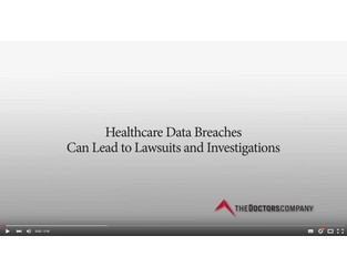 Healthcare Data Breaches Can Lead to Lawsuits and Investigations