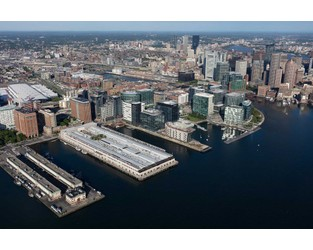 Boston Built a New Waterfront Just in Time for the Apocalypse - Bloomberg