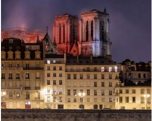 Fire prevention in historic buildings and heritage sites