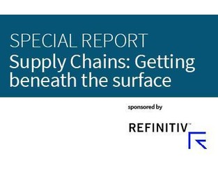 Special report: Supply chains - getting beneath the surface