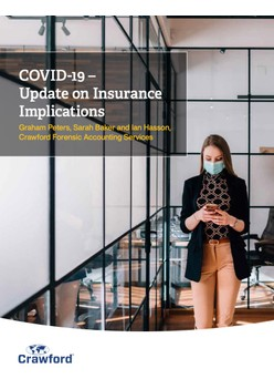 COVID-19 – Update on Insurance Implications
