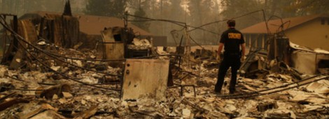 Report: $221B in Western U.S. Homes at Extreme Risk of Wildfire Damage