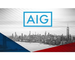 AIG withdraws from surety market globally