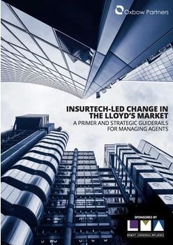 Insurtech-Led Change In The Lloyd's Market