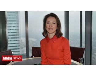 HSBC's gender pay gap hits 47% as City split widens - BBC