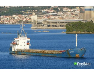 Disabled cargo ship towed to Thessaloniki Anchorage - FleetMon