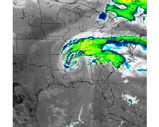 Hurricane Delta Much Stronger, Landfalls Anticipated for Cancun, MX and US Gulf Coast