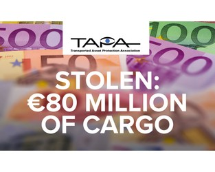 EMEA cargo crime on the up as losses hit the €80m mark - Air Cargo News